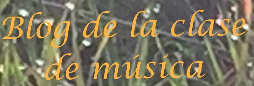 BLOG DE MUSICA